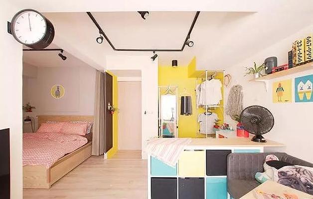 32㎡新房装修只要合理搭配一样可以温馨舒适