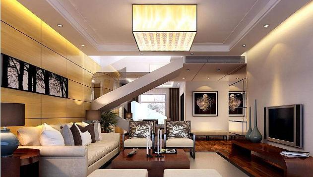 家居空间吸顶灯尺寸选择与如何更换