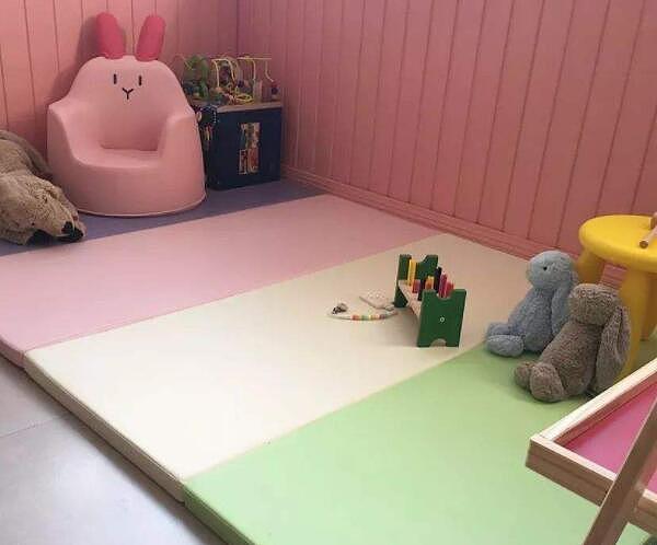 如何给孩子打造一个游戏区