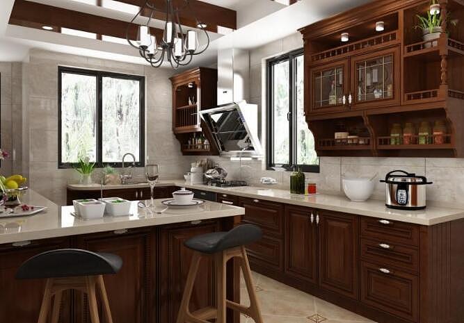 集成厨房和整体厨房区别在哪 你知道吗?