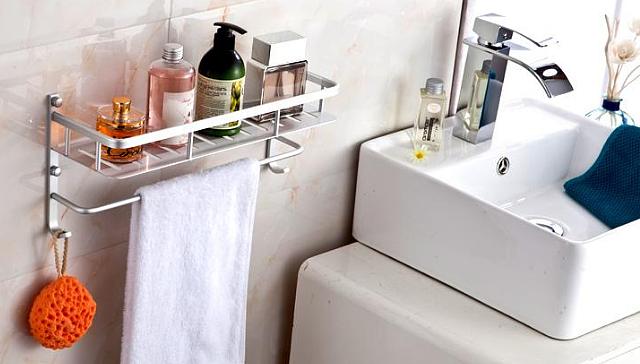 浴室置物架哪些材质好与选购技巧