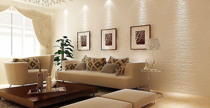 四种墙面材料性能区别与硅藻泥选购