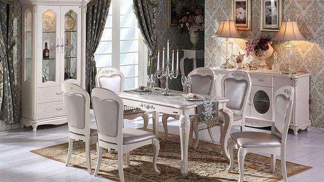 餐桌椅保养原则与餐桌摆放风水