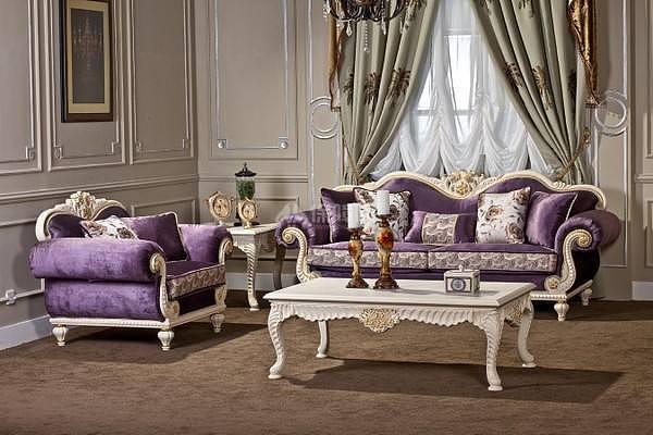 欧式洛可可风格特点与家具特点