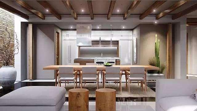 餐厅装修设计五大原则与流行的设计款式