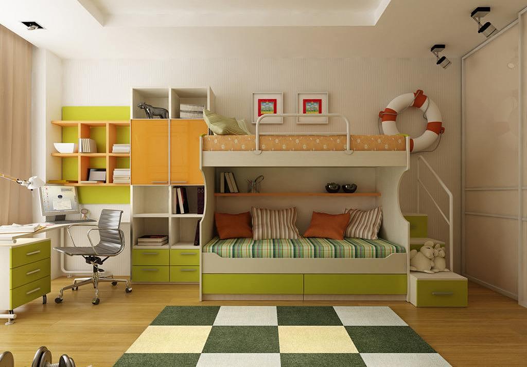哪个方位的房间适合当儿童 你选对了吗?