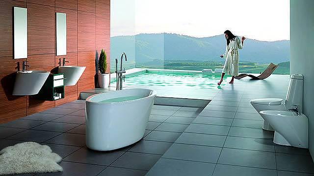 浴室柜、马桶、淋浴房、花洒选购指南? 你被坑过吗?