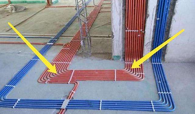 水电走线要求横平竖直 是行业规范还是浪费管材?