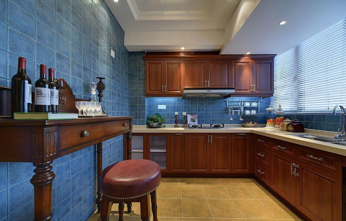美式风格厨房好吗 美式风格厨房特点