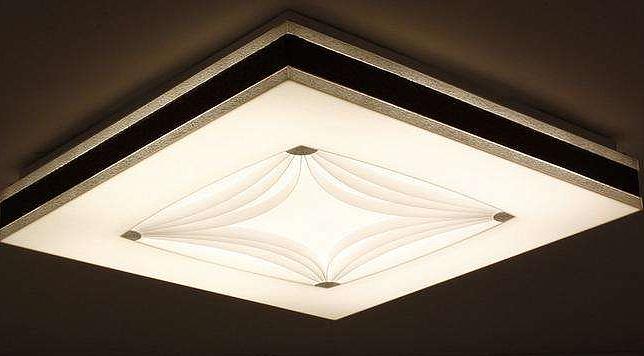 长方形吸顶灯安装注意事项与安装步骤