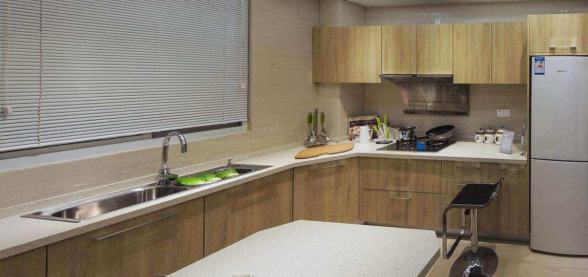 厨房风水有讲究 橱柜颜色很重要