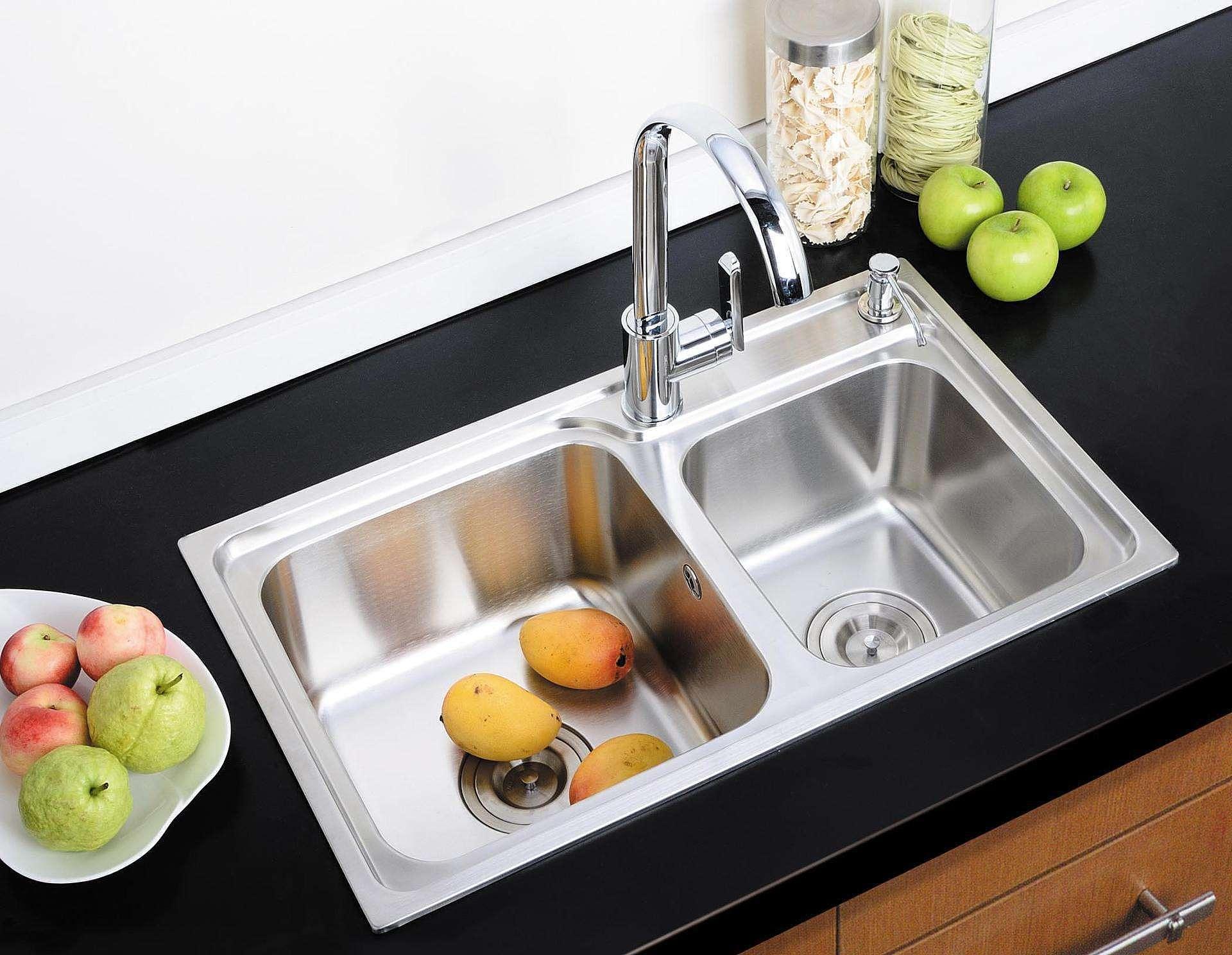 厨房水槽摆放风水禁忌 4大点要注意