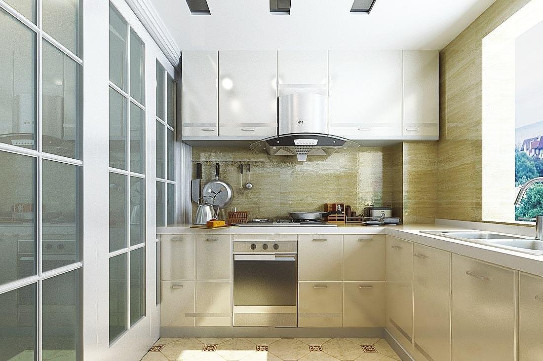 厨房隔断设置原则 厨房隔断风水禁忌