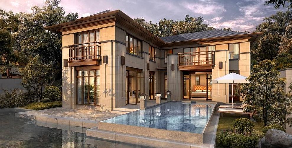 东南亚风格别墅如何设计 东南亚风格别墅设计特点