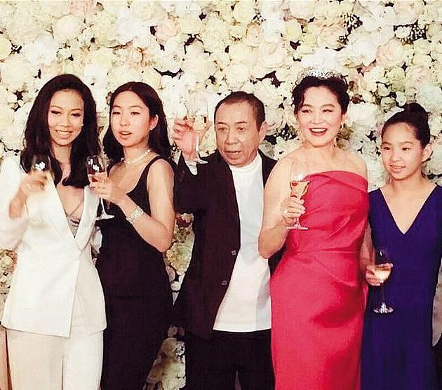 林青霞被曝离婚真假?林青霞丈夫邢李源新欢是谁?