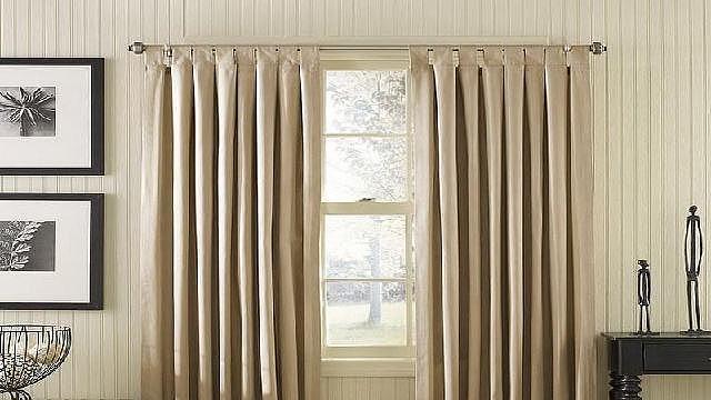 了解窗帘杆的选购技巧及安装流程才能轻松应对