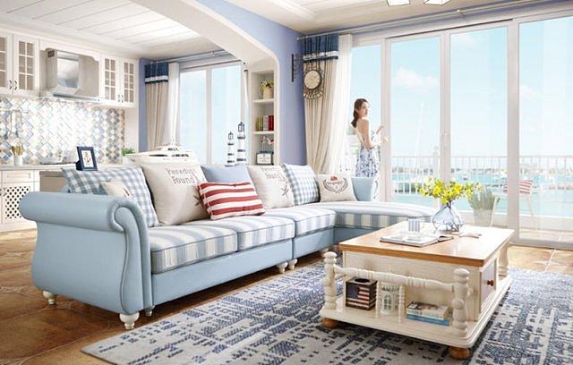 客厅沙发是选购真皮沙发还是布艺沙发呢? 看完这些你就明白了