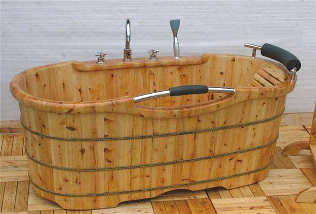 9大对比道出浴桶和浴缸哪个好 花几分钟了解一下
