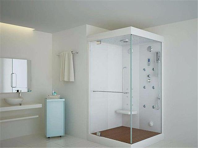 整体淋浴房好吗 pk简易淋浴房哪个更胜一筹?