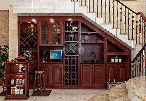 楼梯间装修设计妙招 别墅、复式业主可以来了解一下