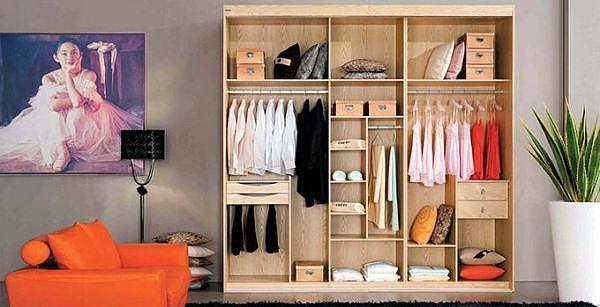 又到夏秋换季大整理 家里衣柜怎么收纳