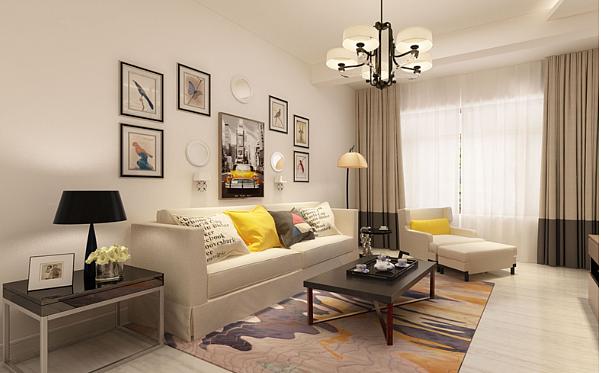 现代简约风格装修技巧与沙发搭配