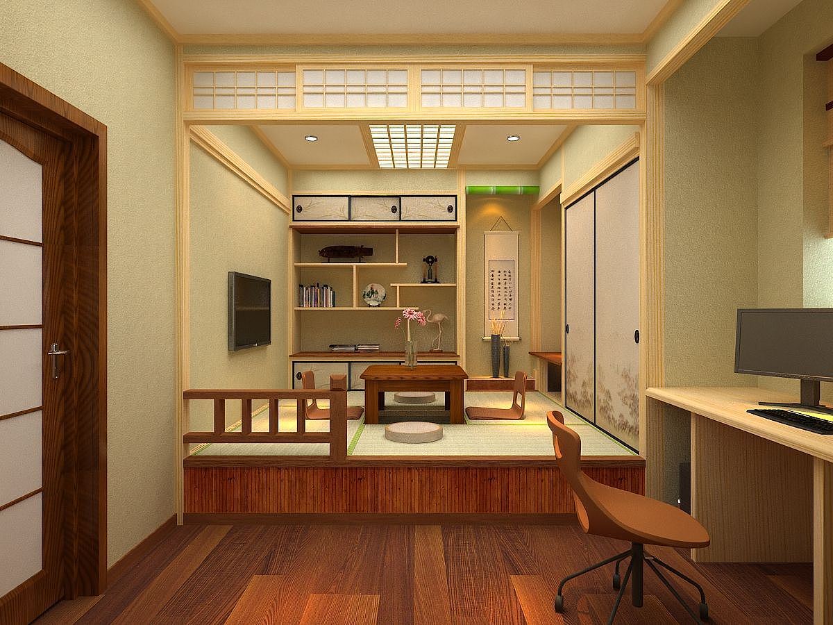 和室的装饰技巧 和室装饰的特点