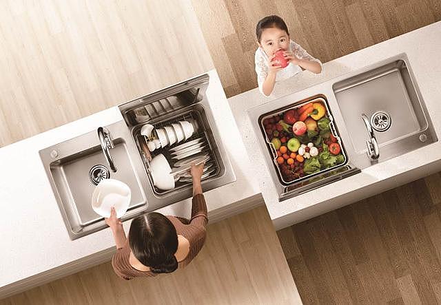 水槽洗碗机什么牌子好 怎么选水槽洗碗机