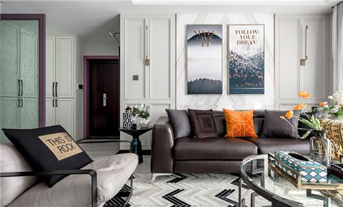 隔断装修设计的得当 小户型家居可释放更多空间