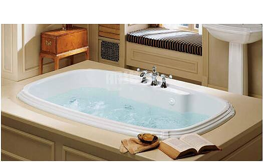 科勒按摩浴缸安装步骤与保养方法