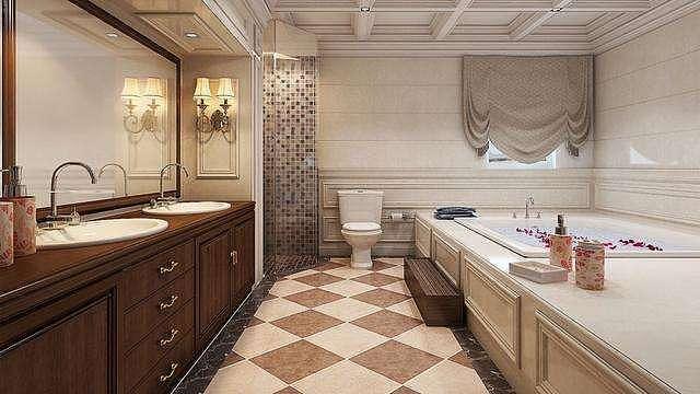 卫生间干湿分离方法,来看看你家适合哪种