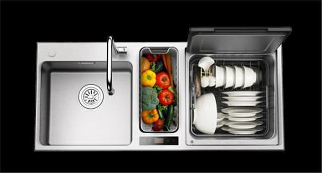 水槽式洗碗机的缺点吐槽 你还有补充的吗