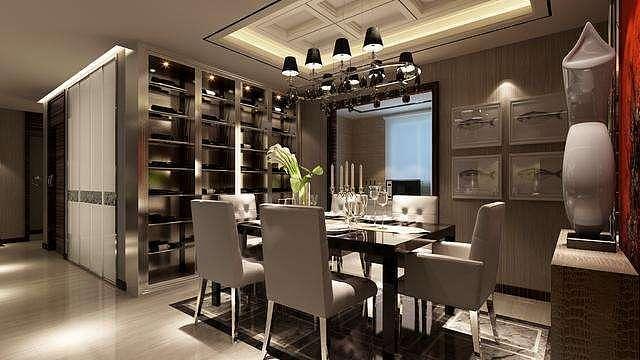 餐厅装修设计十大注意事项与装饰设计
