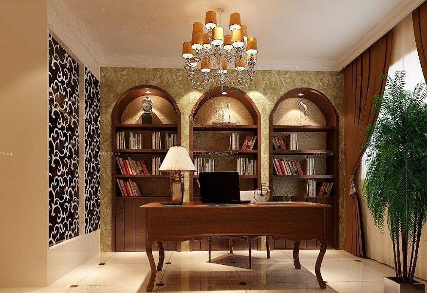 挑高书房的设计原则 挑高书房的流行搭配