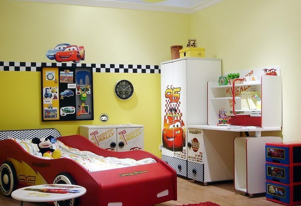 儿童房墙面用什么材料好 健康环保又童趣