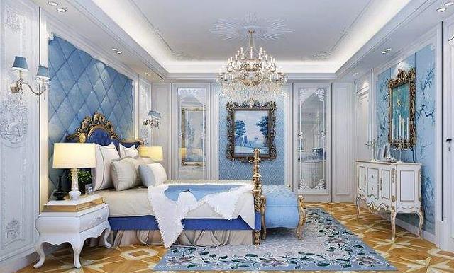 法式风格卧室的特点及装修搭配