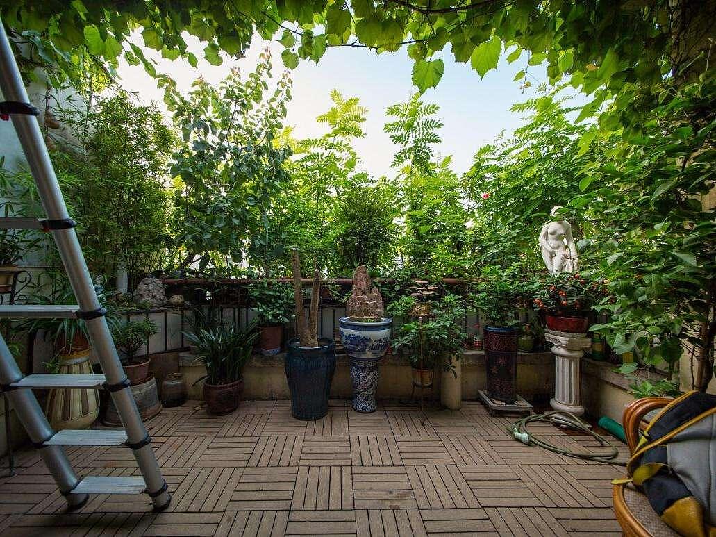 露台花园如何设计 花园设计要点