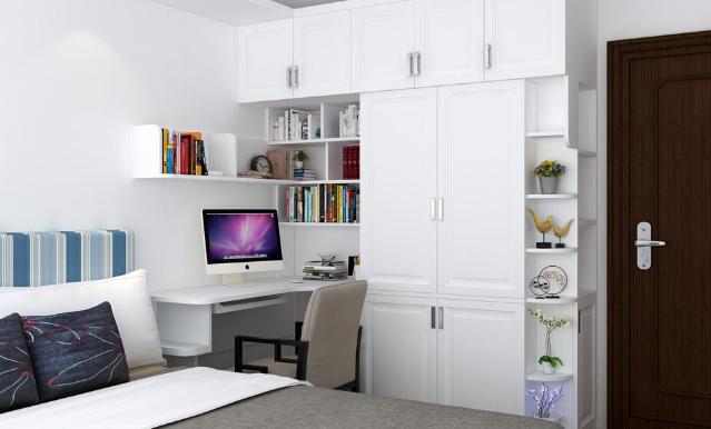 卧室衣柜哪种样式的好 圆角衣柜你们喜欢吗