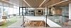 华可可丨以自然元素为灵感的办公室设计