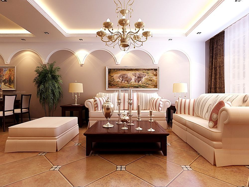 客厅的沙发怎么摆 客厅不摆沙发摆什么