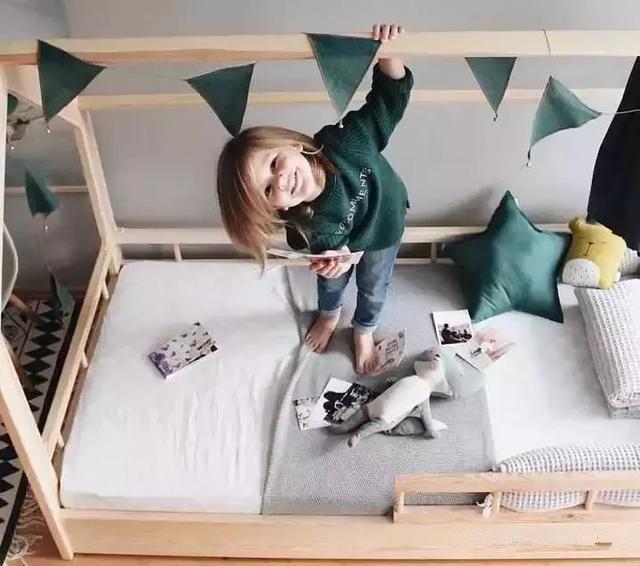 儿童房改造5大准则+10设计要点 每一条都很实用!