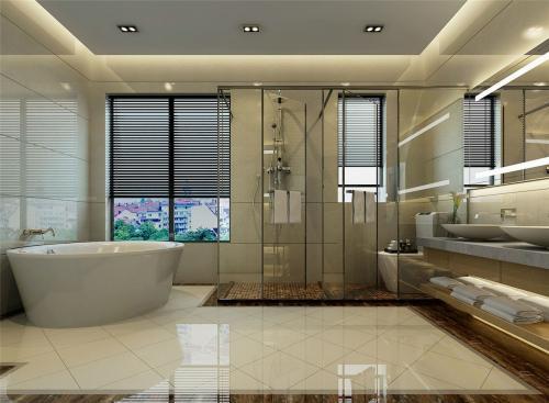 卫生间门对着客厅风水好吗 如何化解