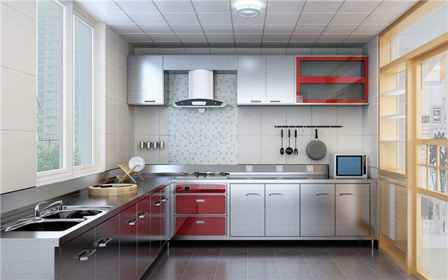 橱柜台面什么材质好 不锈钢橱柜和大理石橱柜哪个好