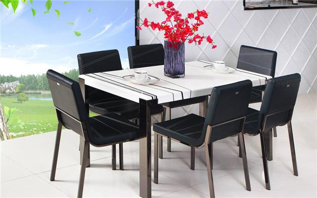 餐桌买圆形的好还是方形的好 小户型买哪种餐桌