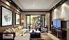 新中式客厅装饰画 为家居添置一缕东方美