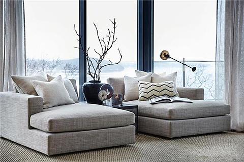 """客厅沙发一般怎么摆放 这几""""式""""目前很流行"""