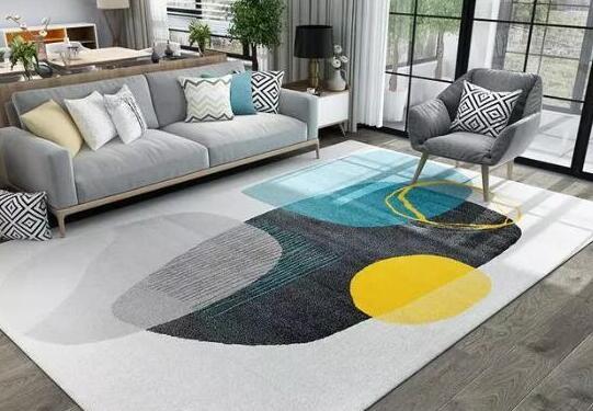 刚装好的地砖太丑?铺层高大上的地毯,分分钟炫出格调