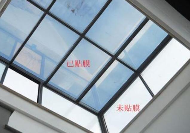 窗户隔热膜