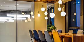 上海复兴SOHO办公室设计案例