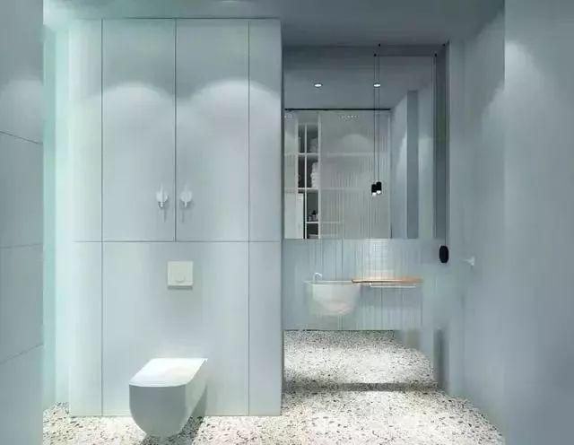2020年卫生间装修趋势 这样的设计太棒了